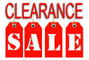 Images & Illustrations of clearance sale