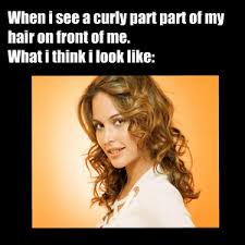 My Curly Hair by samira_leonor - Meme Center via Relatably.com