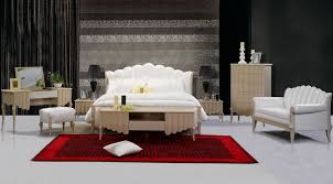 furniture set and outstanding unique bedroom interior design ideas with cool black wall color handsome white king bed mattress bedroom black bedroom furniture sets cool