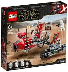 Купить <b>Конструктор LEGO Star</b> Wars 75250 Погоня на спидерах ...