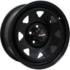 Wheel Details - Sunraysia Black