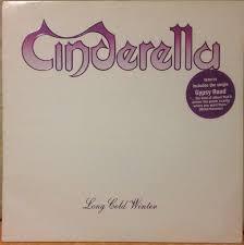<b>Cinderella</b> - <b>Long Cold</b> Winter (1988, Vinyl) | Discogs