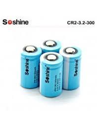 <b>16340</b> / CR123A <b>batteries</b>