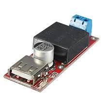 Generic <b>3Pcs DC</b> 7V-24V To <b>DC 5V</b> 3A USB Output Converter ...