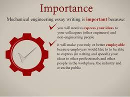 how to write mechanical engineering essay  engineering people  it