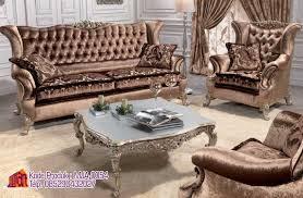 kursi tamu sofa: Kursi tamu sofa corona toko mebel jepara pusat furniture
