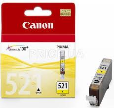 <b>Картридж Canon CLI-521Y</b> купить | Cartrige.ru