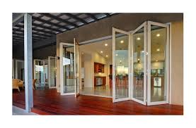large sliding patio doors: known for its custom folding doors lacantina recently released a new line of large sliding glass units with the same performance
