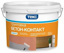 <b>Грунтовка ТЕКС бетон</b>-<b>контакт Универсал</b> (12 кг) — купить по ...