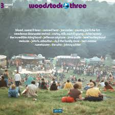 <b>Various Artists</b> - <b>Woodstock</b> Three | Rhino