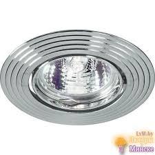 <b>Novotech Spot 369432</b> - точечный <b>светильник</b> матового никеля ...