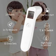 2020 New Arrival Baby Thermometer Medical Body <b>Infrared</b> ...