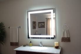mirror wall lights photo bathroom sample wall mirror with lights modern decorating collection s