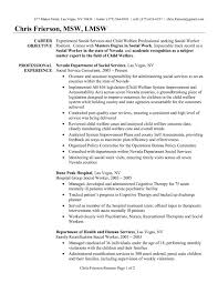 cover letter social services  seangarrette cosocial work resume new graduate cover letter