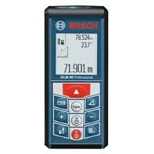 Лазерный <b>дальномер Bosch GLM 80</b> (до 80м) купить в Санкт ...