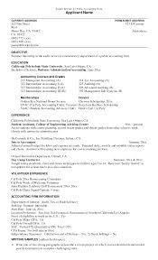 accounting internship resume getessay biz accounting internship samples pictures in accounting internship