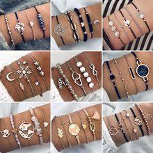 <b>bohemian</b> bracelet set
