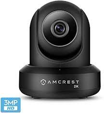 Amcrest UltraHD 2K (<b>3MP</b>/2304TVL) <b>WiFi</b> Video Security <b>IP Camera</b>