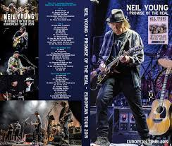 <b>Neil Young</b>, <b>Promise Of</b> The Real - European Tour 2019 (2019, CD ...