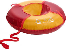Купить <b>Тюбинги Sweet Baby Glider</b> 95 Red-Yellow купить в Перми ...