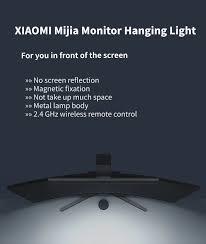 Xiaomi <b>Mijia Laptop Screen Light</b> Monitor Light Bar Desk Lamp Eye ...