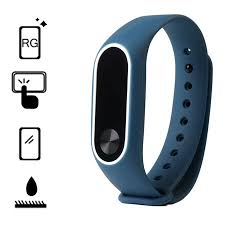 <b>Replacement Wrist</b> Strap With <b>Two Color</b> TPU Wristband for XIAOMI ...