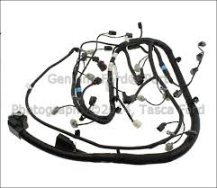 new oem main engine wiring harness ford mustang fusion hybrid Ford Mustang Wiring Harness du5z12a581e ford mustang wiring harness
