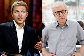 ronan farrow blasts hollywood for standing by woody allen page six