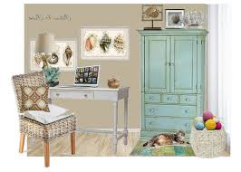 shabby chic desk ideas chic office desk hutch