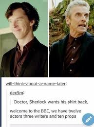 Sherlock Holmes via Relatably.com