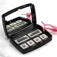 <b>Shozy</b> 6pcs/pair magnetic eyelashes with 2 magnets <b>handmade</b> ...