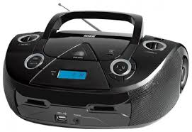 <b>Магнитола Bbk BX318BT</b> Bl CD; стерео (5 Вт); AM - есть; FM ...