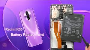 <b>Xiaomi Redmi K30</b> Battery Replacement - YouTube