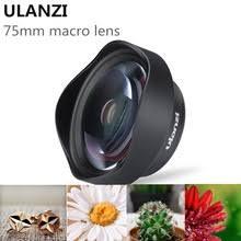 Супер макрообъектив <b>Ulanzi</b> 75 мм 10X, <b>объектив</b> для камеры ...