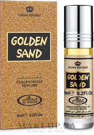 <b>Al Rehab Golden</b> Sand - <b>Масляные духи</b> (мини): купить по лучшей ...