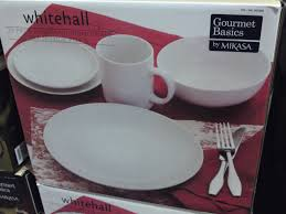 costco clearance gourmet basics by mikasa whitehall 20 piece costco clearance gourmet basics by mikasa whitehall 20 piece dinnerware set 19 97