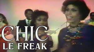 <b>CHIC</b> - Le Freak (Official Music Video) - YouTube