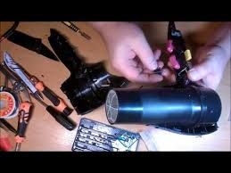 Как разобрать фен Rowenta Studio dry 2000 - YouTube