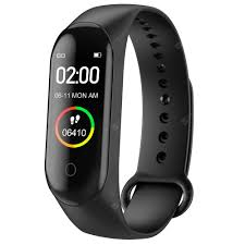 <b>M4 Smart Bracelet</b> Black Smart Wristband Sale, Price & Reviews ...