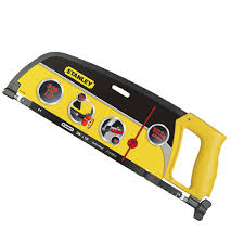 <b>Stanley 1-15-122</b> Contractors hacksaw <b>enclosed grip</b> 12 Inch ...