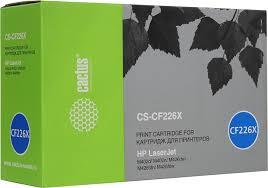 <b>Картридж Cactus CS-CF226X Black</b> для HP LJ M402d/M402n ...