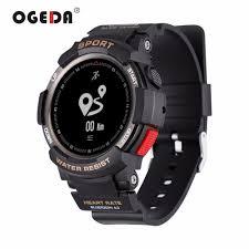 <b>OGEDA</b> F6 Smart Men Watch <b>Sports Smartwatch</b> Fashion Watch ...