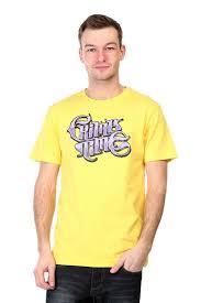 <b>Футболка</b> Crime Time Yellow желтого цвета <b>Pyromaniac</b> за 1300 ...