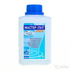 Мастер-пул, комплексное <b>бесхлорное средство</b> 0,5л купить в ...