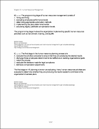 b hiring training and firing c planning programming and view full document
