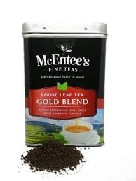 McEntee's <b>Gold Blend Loose Tea</b> 500g Tin