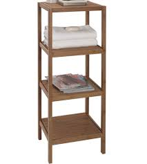 image quarter bamboo bathroom stool bamboo bathroom shelves image click any image to view in high resolution