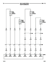 2006 wrangler wiring diagram 2006 wiring diagrams online description 06 stereo wiring diagram page 2 on 2006 jeep wrangler speaker wiring