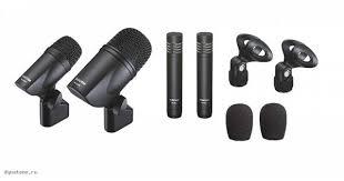 Купить <b>TASCAM TM</b>-<b>Drums</b> - <b>Микрофон</b> для ударных Таскам в ...