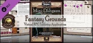 Fantasy Grounds - Mini-Dungeon #<b>008</b>: Carrionholme (PFRPG) в ...